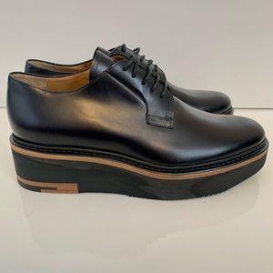 Dries Van Noten platform Oxford shoe